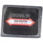 2 3/8in x 3in (60mm 75mm) Radial 10 (1 Ply) COI Radial Repair Box/20
