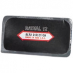 "3 3/4"" X 4"" 1 Ply Center Over Injury Radial Patch Box/10"