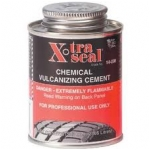 "8 oz Can Vulcanizing Cement ""Glue""  XTRA SEAL EA"