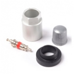 TPMS Service Kit for GM with TRW Clamp-In Vlv